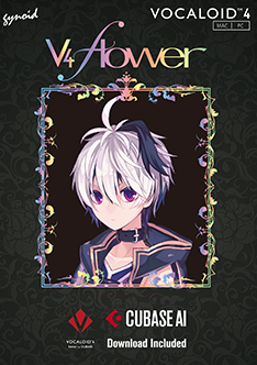 VOCALOID™4 Library v4flower